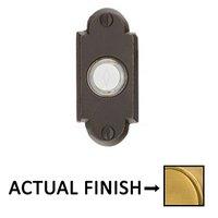 Emtek Hardware - Door Accessories - Illuminated Small Door Bell in Flat Black