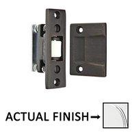 Emtek Hardware - Door Accessories - Roller Catch in Flat Black