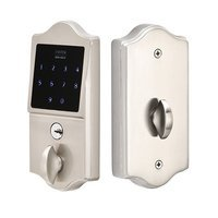 Emtek Hardware - Electronic Deadbolts - EMTouch Classic Electronic Touchscreen Deadbolt in Oil Rubbed Bronze