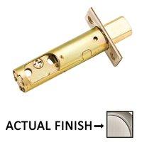 """Emtek Hardware - Door Accessories - Deadbolt Latch with 2 3/8"""" Backset in Polished Brass"""