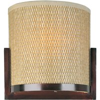 ET2 Lighting - Elements - Elements 1-Light Wall Sconce in Oil Rubbed Bronze