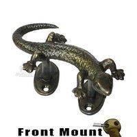 "Gado Gado - Pull - 2"" Small Gecko Pull, Left Curving"
