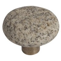 Michigan Naturals - Winter Morning Stone - Standard Knob in Winter Morning Granite