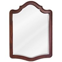 "Jeffrey Alexander - Bathroom Vanity Mirrors - Mirror 26"" x 1-1/2"" x 34"" in Chocolate"