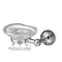 Italbrass - Jas - Soap Dish Holder in Polished Chrome