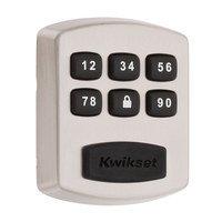 Kwikset Door Hardware - 905 Series - 905 Keypad Electronic Deadbolt in Satin Nickel
