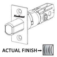 Kwikset Door Hardware - Door Accessories - Adjustable UL Square Deadbolt Latch in Venetian Bronze