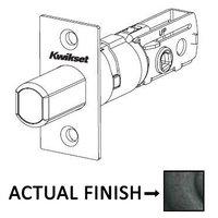 Kwikset Door Hardware - Door Accessories - Adjustable Square Deadbolt Latch for 600 Series in Dark Bronze