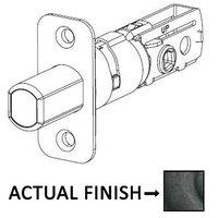 Kwikset Door Hardware - Door Accessories - Adjustable Radius Deadbolt Latch for 780 and 980 Series in Iron Black