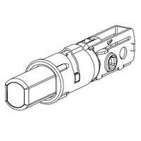 Kwikset Door Hardware - Door Accessories - Adjustable Drive-in Deadbolt Latch for 780 and 980 Series in Unfinished