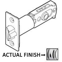 Kwikset Door Hardware - Door Accessories - Adjustable UL Square Corner Springlatch for Kwikset Series Products in Venetian Bronze