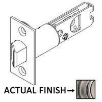 """Kwikset Door Hardware - Door Accessories - 2 3/4"""" UL Wideface Springlatch for Kwikset Series Products in Dark Bronze"""