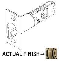 """Kwikset Door Hardware - Door Accessories - 2 3/4"""" Backset UL Wideface Deadlatch for Kwikset Series Products in Dark Bronze"""