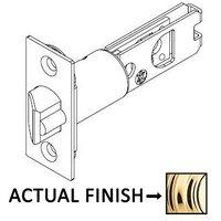 Kwikset Door Hardware - Door Accessories - Adjustable UL Square Corner Deadlatch for Kwikset Series Products in Venetian Bronze