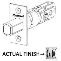 Kwikset Door Hardware - Door Accessories - UL Square Corner Adjustable Deadbolt Latch for Kwikset Series Products in Dark Bronze