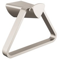 Liberty Hardware - Zura - Towel Ring in Stainless Steel