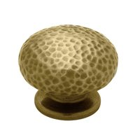 Liberty Hardware - Clearance - Hammered Metal 37mm Hammered Knob