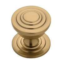 "Liberty Hardware - Julian - 1 3/16"" Disc Knob in Champagne Bronze"