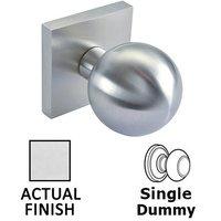 Linnea Hardware - Door Knobs - Privacy Door Knob in Satin Stainless Steel