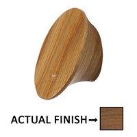 "Manzoni Hardware - Designer Wood - 5/8"" Centers Designer Wood Finger Pull in Oak"