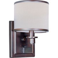 "Maxim Lighting - Nexus - 6"" 1-Light Wall Sconce in Oil Rubbed Bronze"