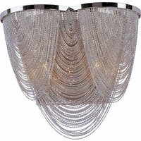 Maxim Lighting - Chantilly - Chantilly 2-Light Wall Sconce in Polished Nickel