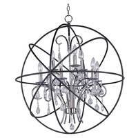 Maxim Lighting - Orbit - Pendant in Anthracite and Polished Nickel