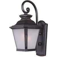 Maxim Lighting - Knoxville LED - Knoxville LED Outdoor Wall Lantern in Bronze