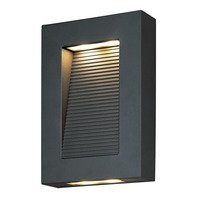 Maxim Lighting - Avenue - Avenue LED Outdoor Wall Lantern in Architectural Bronze