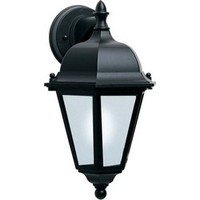 Maxim Lighting - Westlake LED - Westlake LED 1-Light Outdoor Wall Lantern in Black