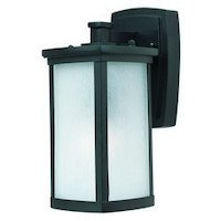 Maxim Lighting - Terrace LED - Terrace LED 1-Light Small Outdoor Wall in Bronze