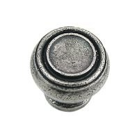 "MNG Hardware - Balance - 1 1/4"" Knob in Oil Rubbed Bronze"