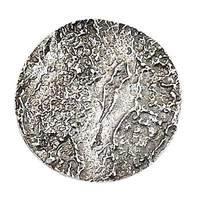 Modern Objects - Bark & Leaves - Bark Knob in Antique Brass
