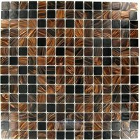 Onix Mosaico Glass Tiles - ClassyGlass Mixes - Zanzibar