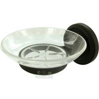 RK International - Rope Design - Soap Dish in Oil Rubbed Bronze