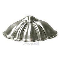 RK International - Satin Nickel - Petal Cup Pull in Satin Nickel