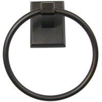 Rusticware Hardware - Utica - Towel Ring in Oil Rubbed Bronze