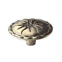 Siro Designs - Big Bang - Sun Knob in Antique Brass