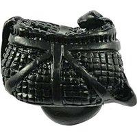 Sierra Lifestyles - Sportsman Design - Creel Knob in Black
