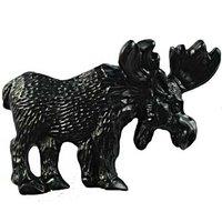 Sierra Lifestyles - Wildlife Design - Moose Pull in Black