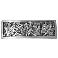 Sierra Lifestyles - Woodlands Design - Leaves Pull in Pewter