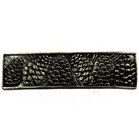 Sierra Lifestyles - Woodlands Design - Pinecone Pull in Bronzed Black