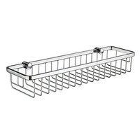 SMEDBO - Sideline Shower Baskets - Bathroom Line Soap Basket in Polished Chrome