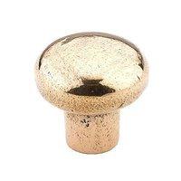 "Schaub and Company - Mountain Cast Bronze - 1 3/8"" Diameter Knob In Natural Bronze"