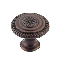 "Schaub and Company - Sonata - 1 5/16"" Diameter Knob in Dark Antique Bronze"