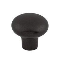 "Top Knobs - Aspen - Solid Bronze 1 3/8"" Diameter Round Knob in Medium Bronze"
