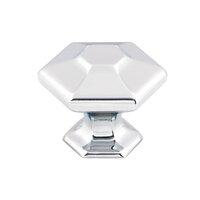 "Top Knobs - Transcend - 1 1/4"" Spectrum Knob in Polished Chrome"