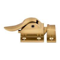 "Top Knobs - Transcend - 1 15/16"" Cabinet Latch in Honey Bronze"