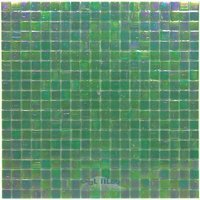 "Vicenza Mosaico Glass Tiles - Phoenix 5/8"" Glass - 5/8"" Glass Film-Faced Sheets in Seaferer"