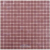 "Vicenza Mosaico Glass Tiles - Luxor 3/4"" Glass - 3/4"" Glass Film-Faced Sheets in Frolic"